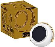 Tecnolite Lámpara Bocina Bluetooth, Portátil, Luz de Colores, Incluye Control Remoto y Cable USB (4DSTTLVCDRGB