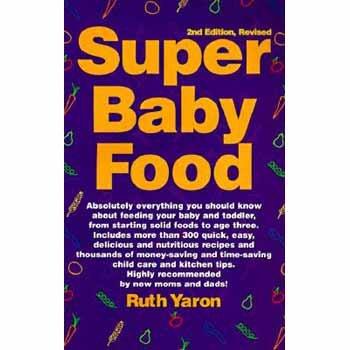 super baby food ruth yaron - 5