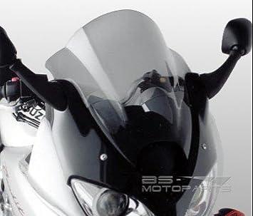 Carbon Look GSF1200S Bandit 01-05 Puig 1116C Racing Screen for Suzuki GSF600S 00-04
