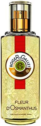 Roger & Gallet FLEUR D'OSMANTHUS, Eau Fraiche Parfumée (Fresh Fragrant Water Spray), 1.0 oz