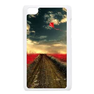 Clzpg New Fashion Ipod Touch 4 Case - Fly diy cell phone case