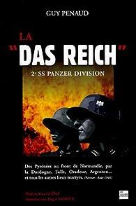 La 'Das Reich' : 2e SS Panzer-Division par Guy Penaud