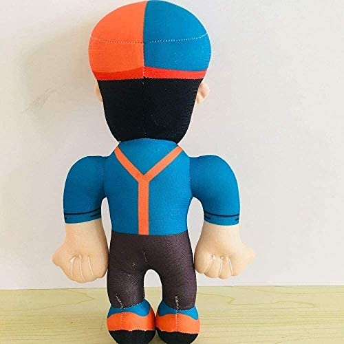 Knuffels Blippi Pluche Doll Soft Gevulde speelgoed for baby Gift Cosplay Prop 33cm Educatief speelgoed dljyy