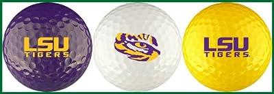 Louisiana State University Golf Ball Gift