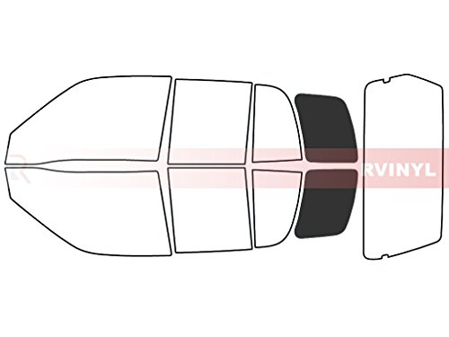 Rtint Window Tint Kit for Chevrolet Tracker 1999-2004 - Cargo - 20%