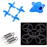 BETAFPV 65mm Tiny Whoop Frame Kits Upgrade Version with Stiffener Brace 615mm Motor 4-blades Props