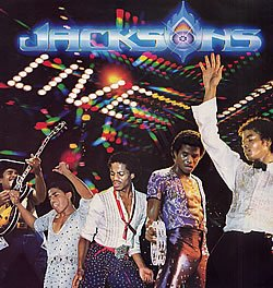 The Jacksons Live by Epic
