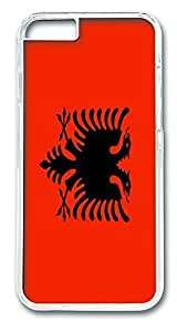 Albania Flag total Customize iPhone a Case PC Hard Case Back death Cover for Apple his iPhone 6 4.7inch &hong hong customize