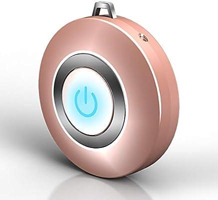 Selotrot Personal Purificador de Aire Collar Usable Mini Portátil ...