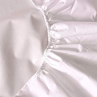 .com - BDGHome Queen/King Size Waterproof Mattress Cover, Microfiber Teens Girls Boys Bedding Sheet Kids Fitted Sheet Only Elastic Edge 15
