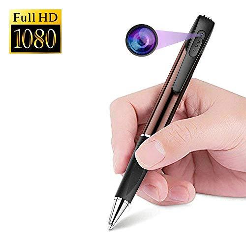 Spy Pocket - Hidden Spy Pen Camera HD 1080P Clip On Body Camera Portable Pocket Cam Covert Camera