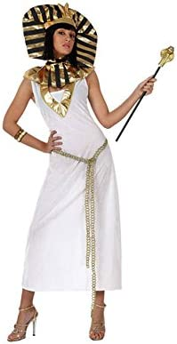 Atosa - Disfraz de egipcia para mujer, talla 42-44 (8422259101277 ...