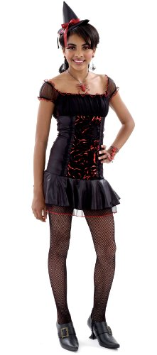 Rockin' Roses Witch Teen ()