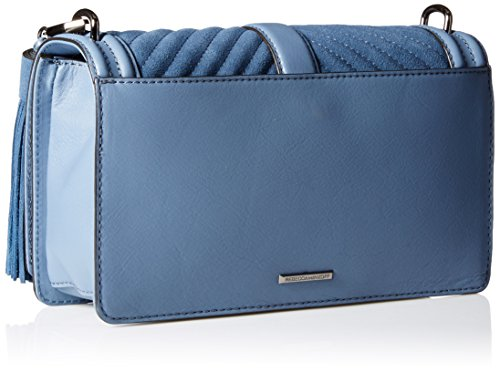 Blue Love Dusty with Minkoff Crossbody Rebecca Tassel 1Bw7qZgWx