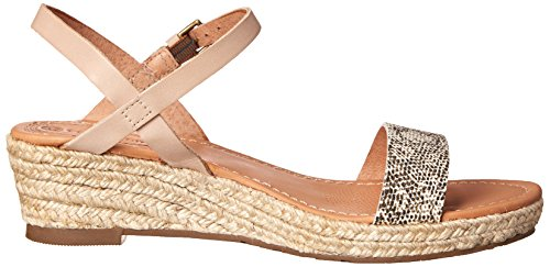 Women's Sandal Multi Corso Natural Sand Wedge Cape Como 5PaKKq4w8p
