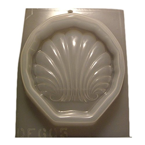 Dish Mold (Seashell soap dish mold 605)