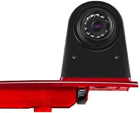 Iycorish 170°広角ブレーキライト 逆転駐車カメラ Transit 2016-2019に適合