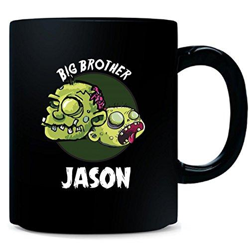 Halloween Costume Jason Big Brother Funny Boys Personalized Gift - Mug (Custom Jason Costumes)
