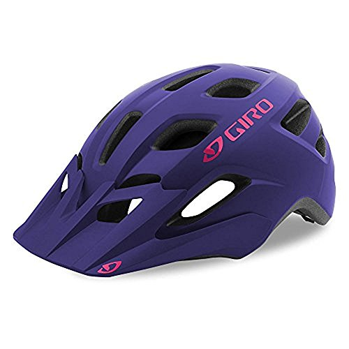 Giro Verce Women's Mountain Helmet - MATTE PURPLE, One Size Purple Womens Helmet