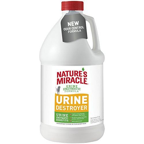 Nature's Miracle Dog Urine Destroyer AccuShot Sprayer, 64 fl. oz.