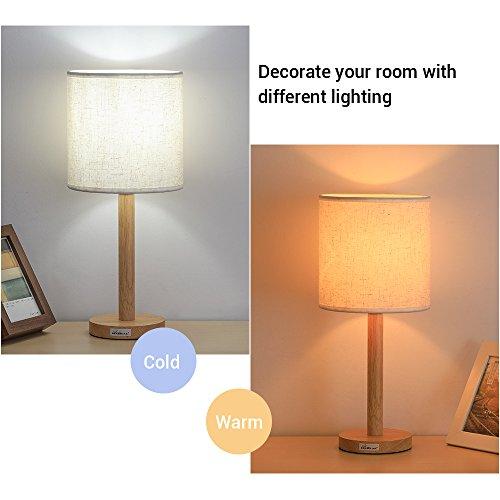 Table Lamp Bedside Desk Lamp Haitral Minimalist Modern