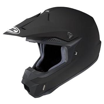 Casco cl-xy mate negro Juventud casco de Motocross