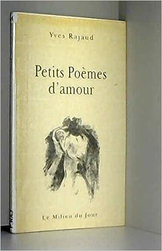 Amazonfr Petits Poèmes Damour Les Transparents Yves