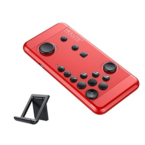 Mini Portable Wireless Bluetooth 3.0 Gamepad Support Multi Systems for King of Glory for Phone Computer