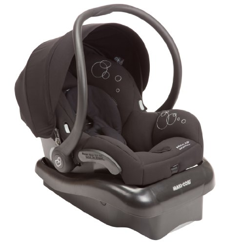 Maxi Cosi Car Seat Adapters (Maxi-Cosi Mico AP Infant Car Seat - Devoted Black)