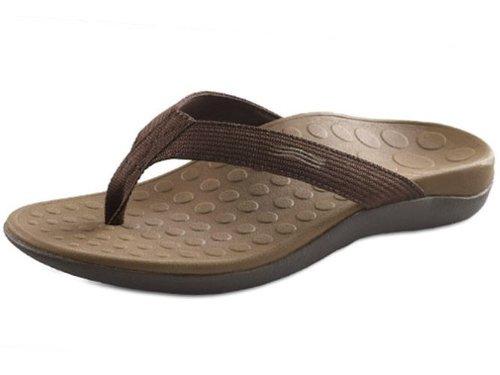a558733855f9 Galleon - Vionic Unisex Wave Toe Post Sandal