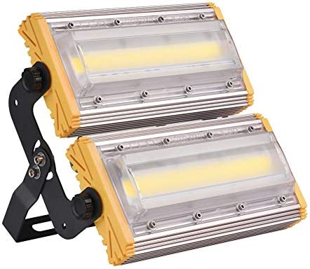 100W LED Foco Proyector, LED Reflectores para exteriores Super ...