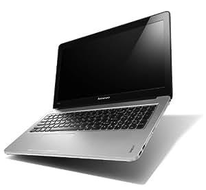 "Lenovo - IdeaPad U530 Touch Ultrabook 15.6"" Touch-Screen Laptop - 8GB Memory - 500GB Hard Drive - Silver/Black"