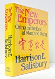 The New Emperors : China in the Era of Mao and Deng, Salisbury, Harrison E., 0316809101