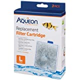 Aqueon Replacement Filter Cartridges, Large