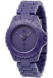 KR3W Unisex K1231-PPL Phantom Purple Dial Purple Watch