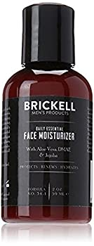 Brickell Men s Daily Essential Face Moisturizer for Men - Natural & Organic Face Lotion - 2 oz