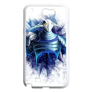 Samsung Galaxy N2 7100 Cell Phone Case White Defense Of The Ancients Dota 2 SVEN 004 LWY3569684KSL