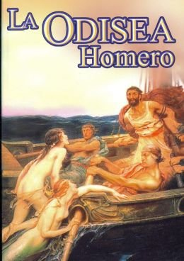 4568972116 - Homero: The Odyssey - 本