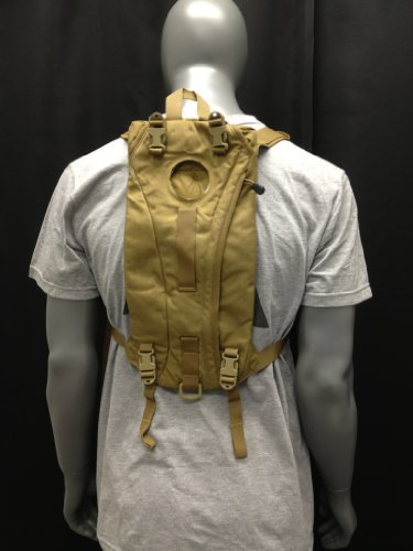 USMC Source Hydration Carrier Case, Coyote