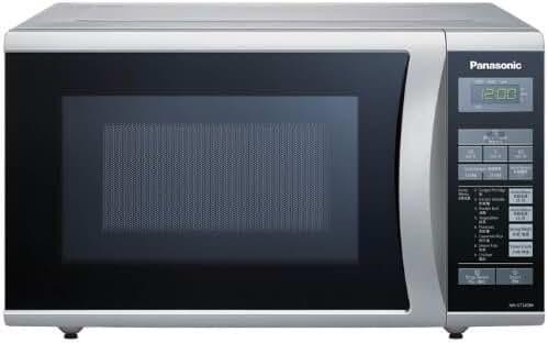 Panasonic NN-ST342M 25-Liter Microwave Oven, 220-volt