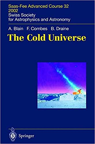 the cold universe combes francoise draine bruce t pfenniger daniel blain andrew w revaz yves