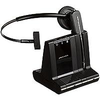 Plantronics Savi 740 Wireless Headset System for UC (Certified Refurbished)