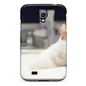 Tpu Case For Galaxy S4 With Cat In The Sink