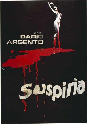 ผลการค้นหารูปภาพสำหรับ suspiria film poster