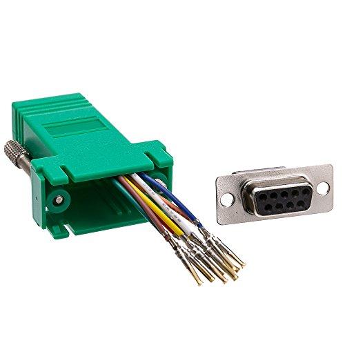 Welding Machine Plug with Panel Socket (Black) - 9