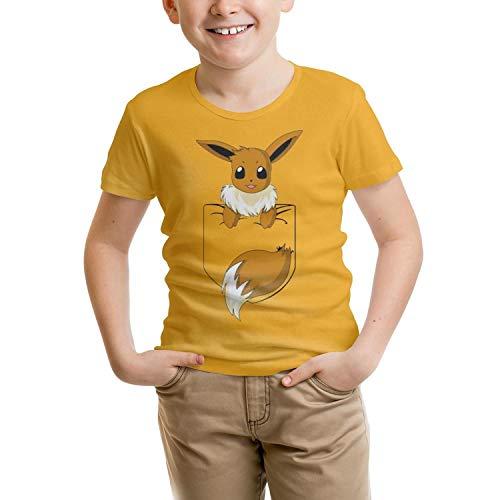 JJAX Boy's Short Sleeves Comfort Shirt for Boy's Freshly Cool Tee