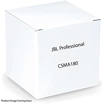 JBL CSMA 180 4-Channel 80W Commercial Mixer-Amplifier