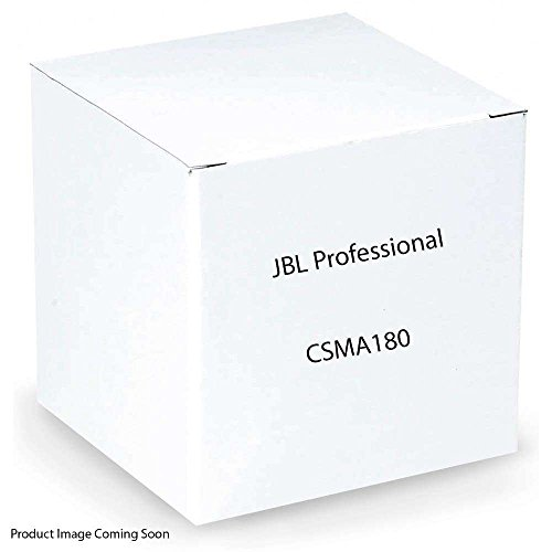 JBL CSMA 180 4-Channel 80W Commercial Mixer-Amplifier by JBL Commercial