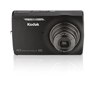 Kodak Easyshare M1093IS 10 MP Digital Camera with 3xOptical Image Stabilized Zoom (Black)