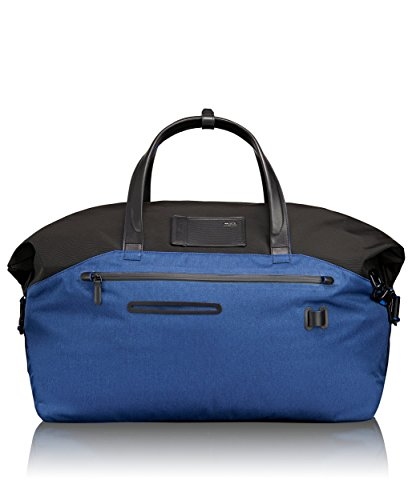 Tumi Tahoe Regency Roll Top Weekender Luggage, Blue by Tumi